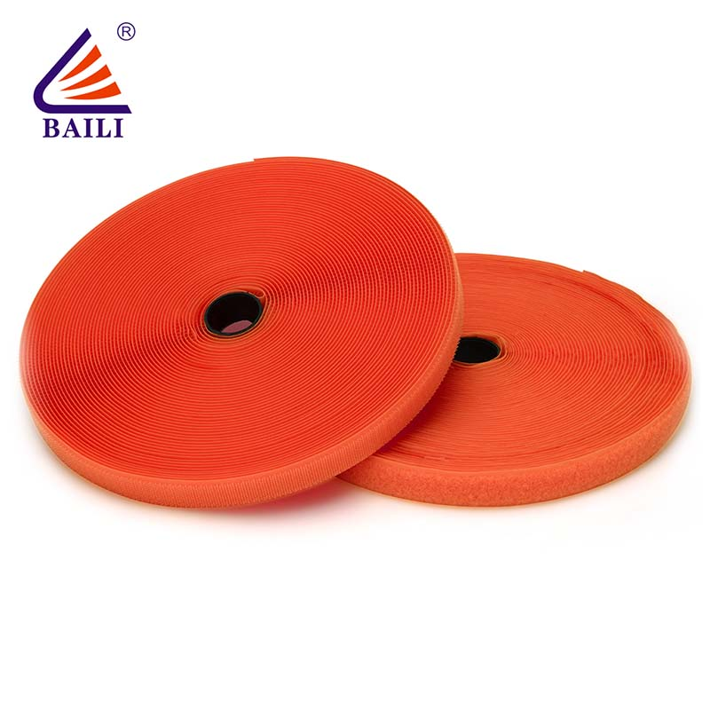BAILI A grade quality hook & loop tape manufacturer for shoes-2