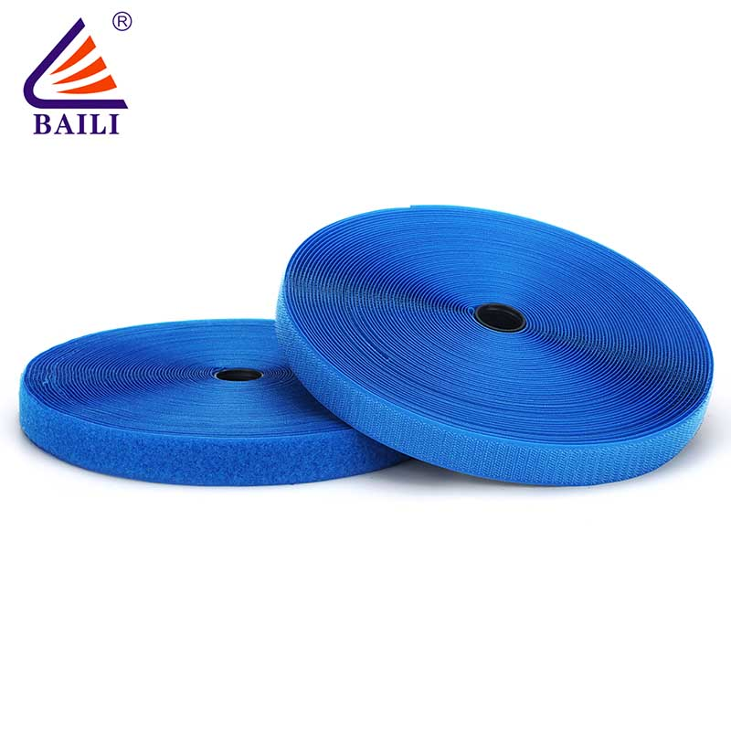 BAILI eco-friendly hook and loop tape customized for costumes-2