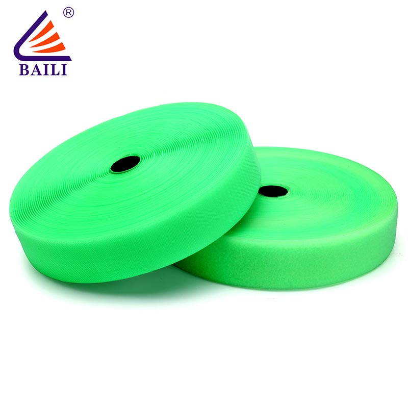 BAILI reliable hook and loop strips manufacturer for leather-ware-1