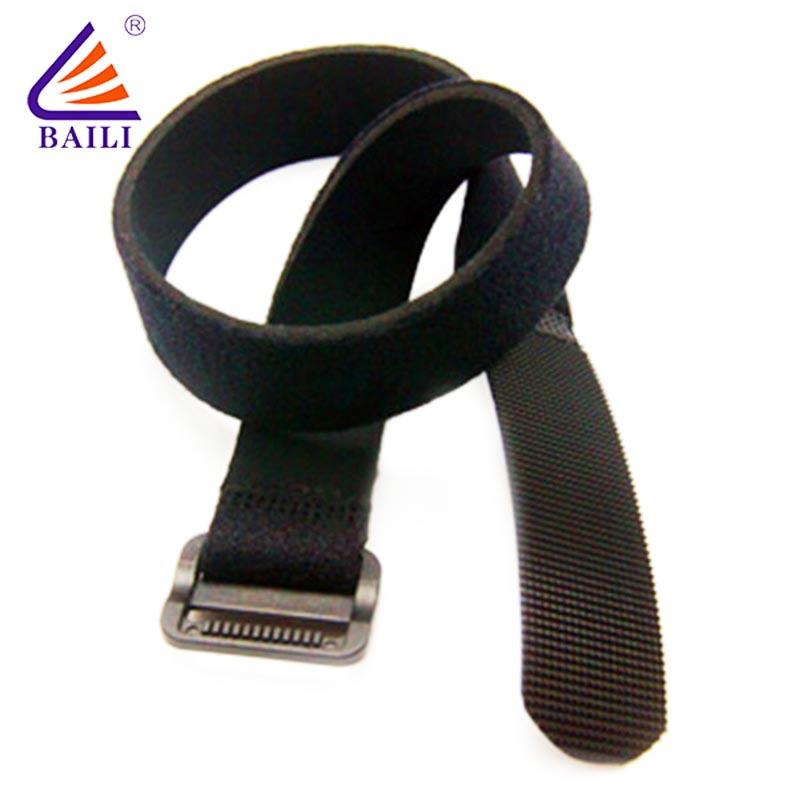 adjustable hook and loop fastener strap Hook and loop wrap tie Durable wholesale