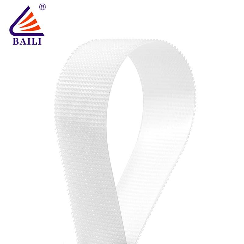 Molded injection hook tape use for baby garments