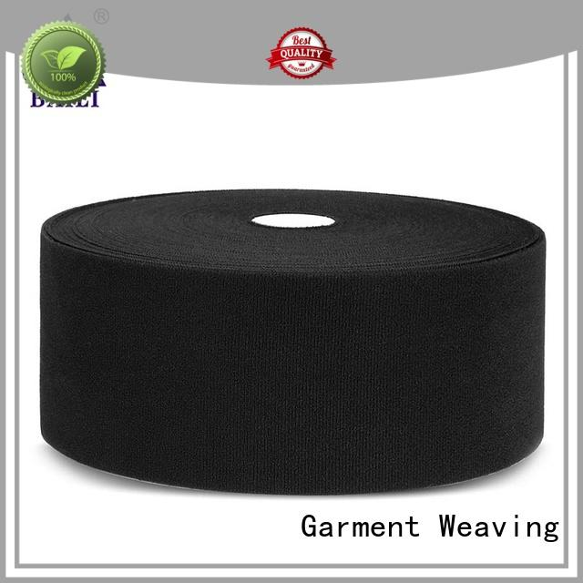 BAILI polymer hook pile tape wholesale for shoes