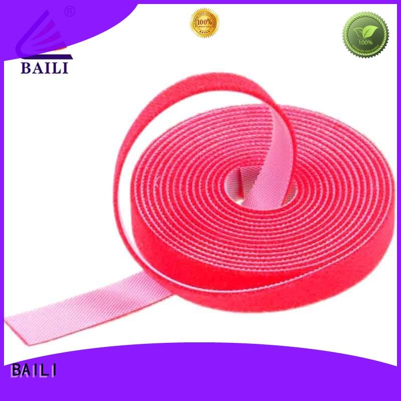 BAILI real double sided adhesive tape manufacturer for strapping