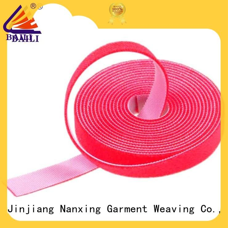 BAILI real double sided adhesive tape supplier for strapping