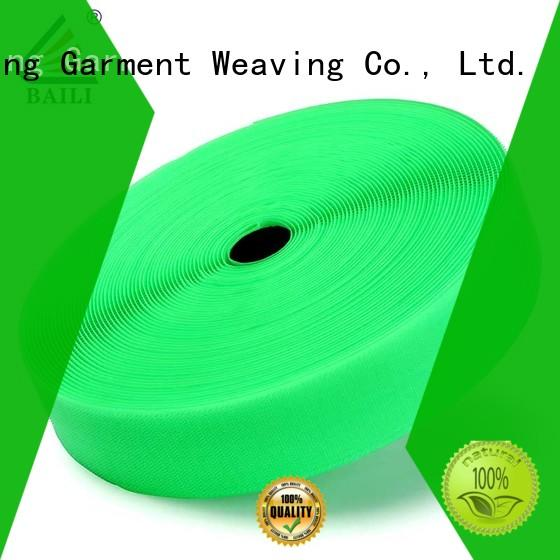 eco-friendly 3m hook and loop A grade quality customized for leather-ware