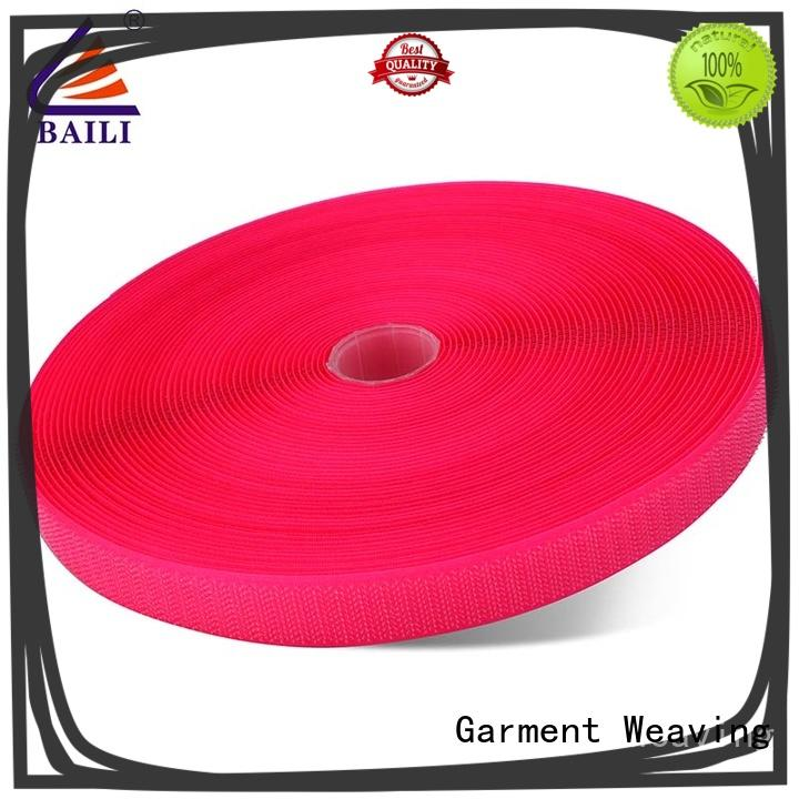 quality hook tape customized for bags