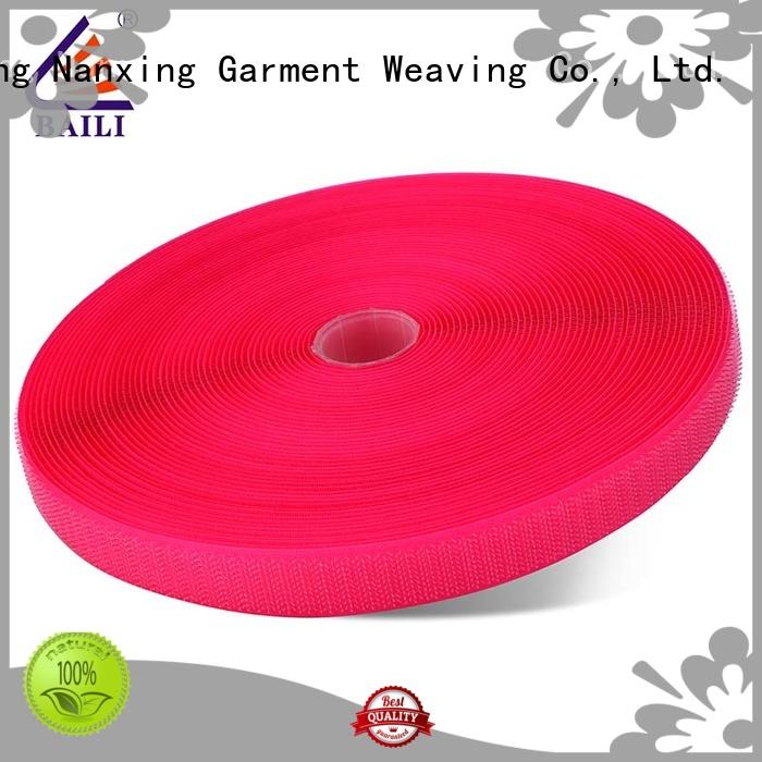 BAILI quality hook tape wholesale for curtain