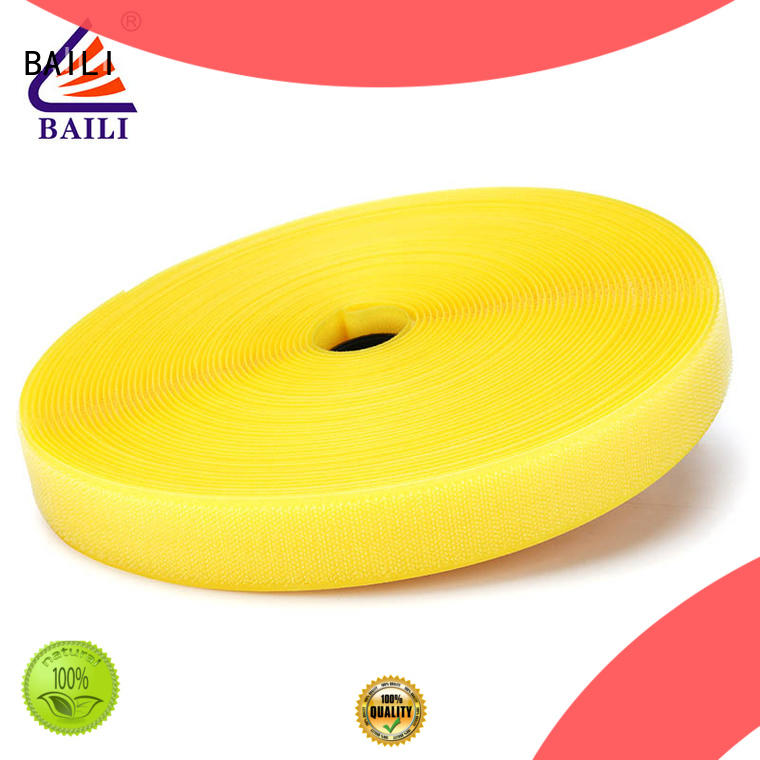 quality hook and loop tape for sewing nylon wholesale for leather-ware