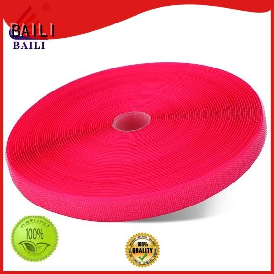 quality hook & loop tape nylon wholesale for shoes
