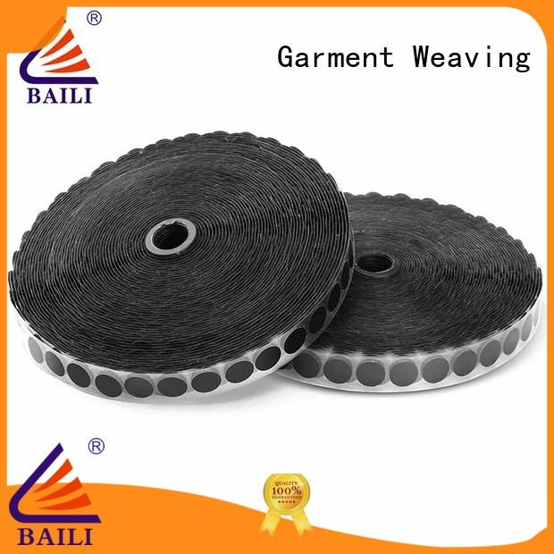 real adhesive hook and loop nylon customized for metal
