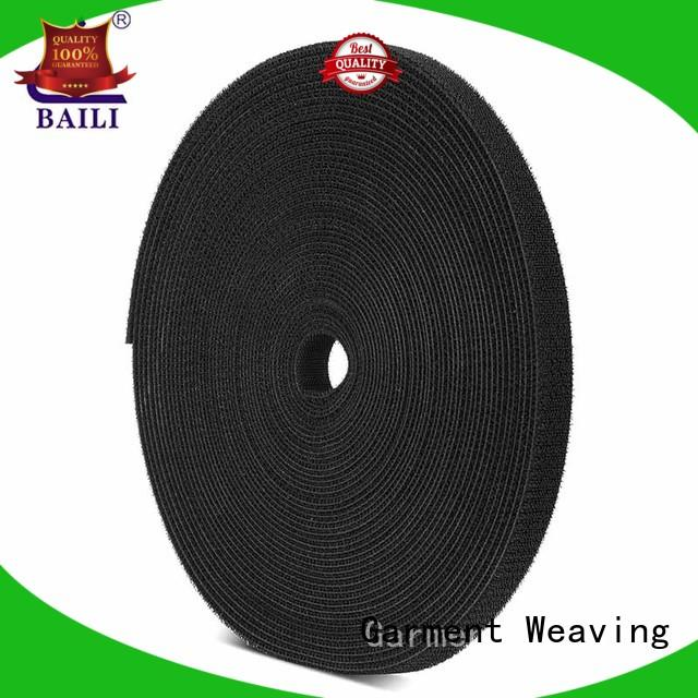 BAILI roll double sided hook and loop design for strapping