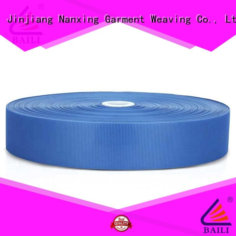 BAILI reliable 3m hook tape customized for luggage