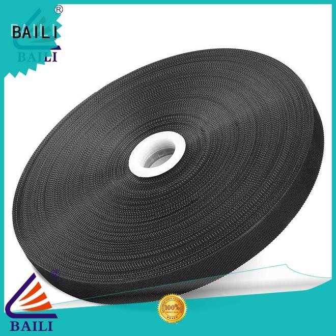 nylon hook pile tape manufacturer for baby garments BAILI