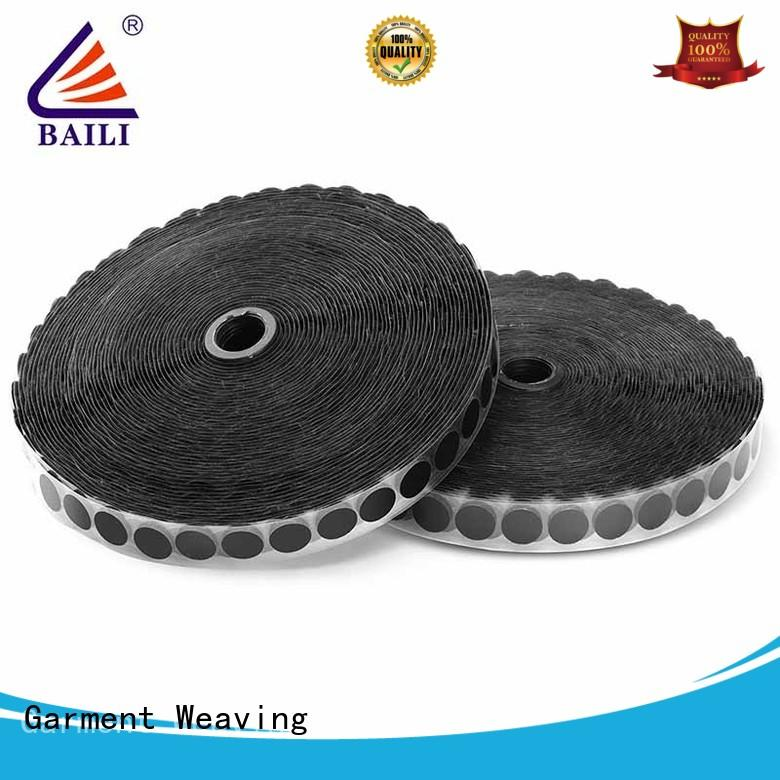 BAILI high viscosity adhesive hook and loop tape supplier for wood