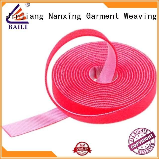 tape double sided hook and loop manufacturer for strapping