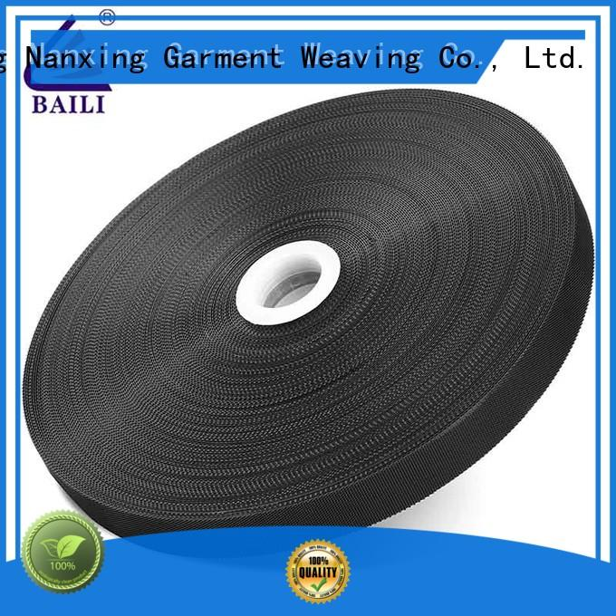 BAILI high quality hook and loop fastener sewing wholesale for baby garments