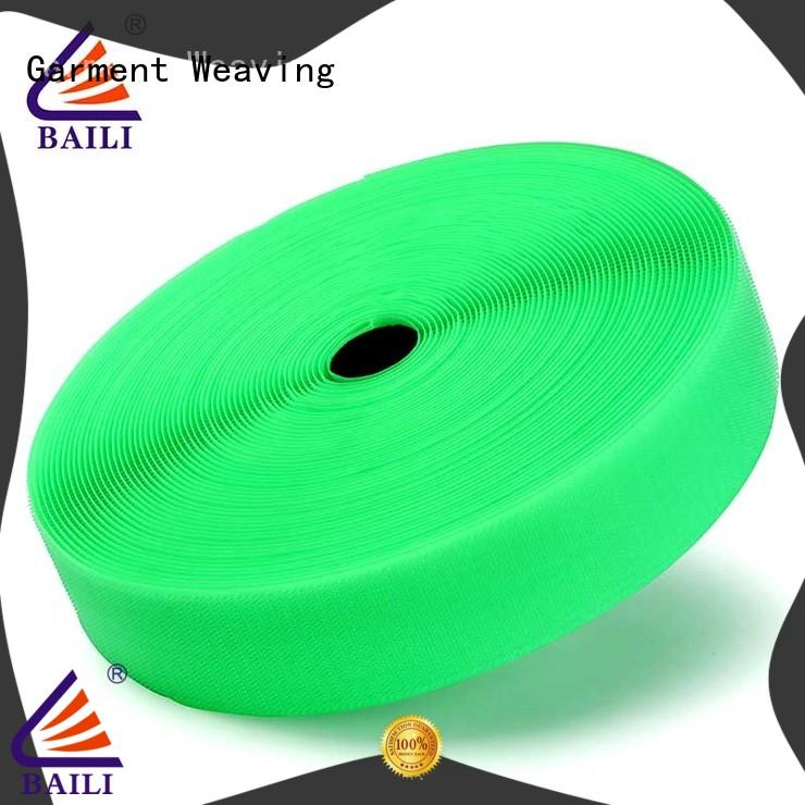 BAILI A grade quality hook loop manufacturer for curtain