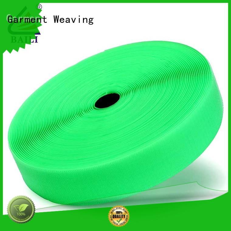 BAILI durable hook & loop tape manufacturer for costumes