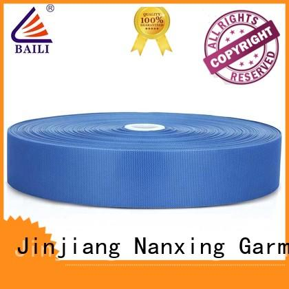 molded fastener tape wholesale for clothes BAILI