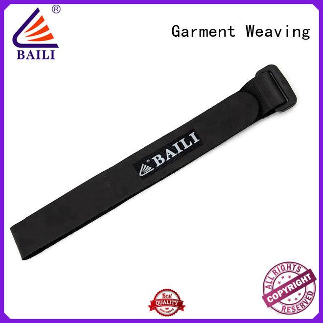 BAILI elastic reusable tie straps series for bundle