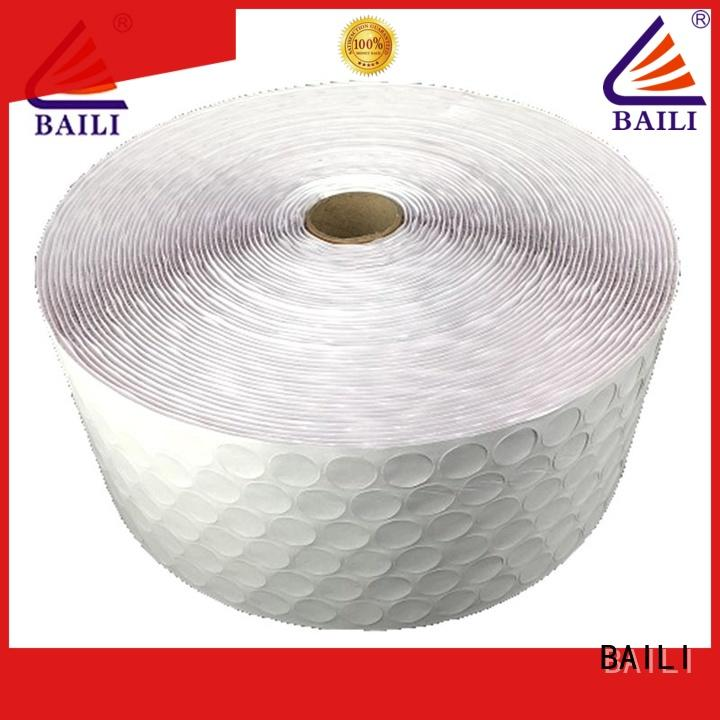 BAILI top quality hooks with adhesive backing customized for wood