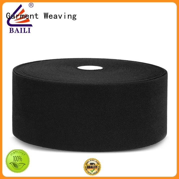 reliable hook pile tape nylon supplier for bags