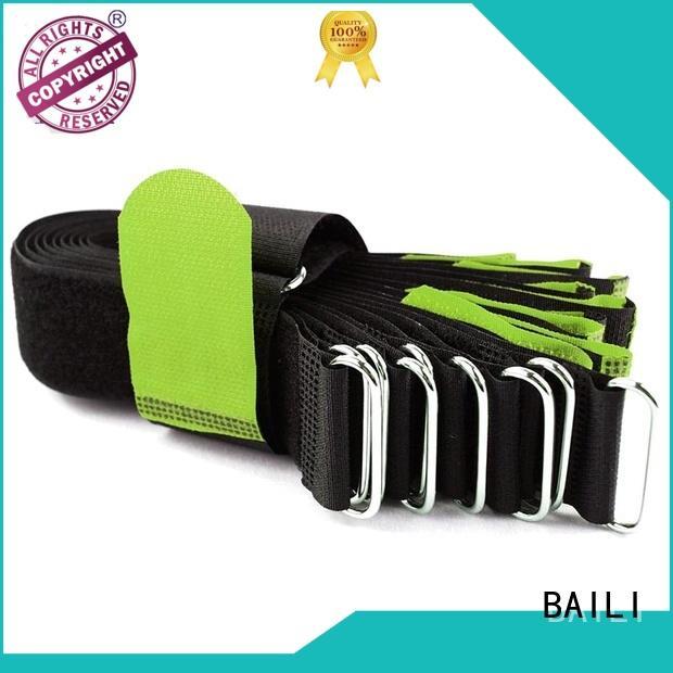 BAILI nylon loop fastener supplier for bundle