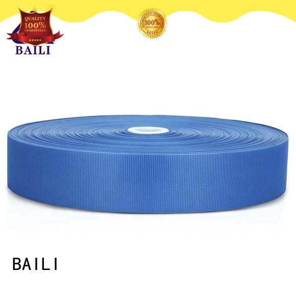 BAILI molded hook pile tape customized for clothes