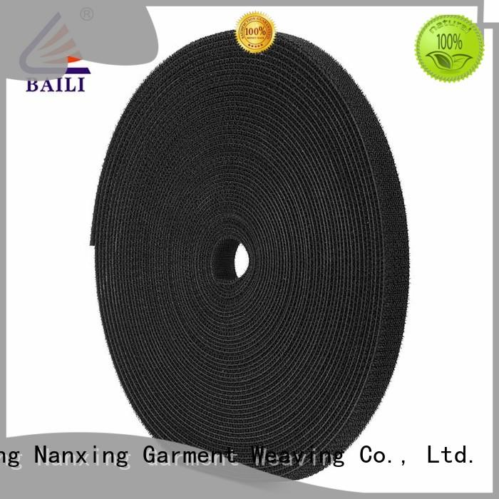 good price double sided hook and loop double factory direct supply for cable
