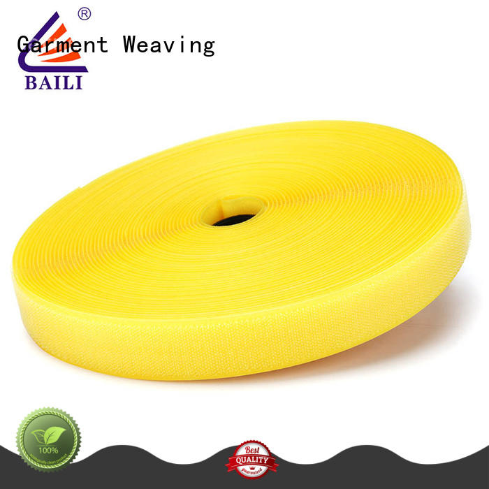 BAILI reliable hook and loop strips factory direct supply for bags