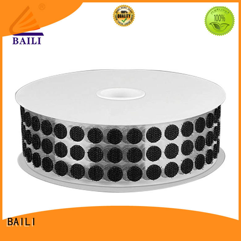 BAILI with hot melt glue adhesive hook and loop manufacturer for photo frame