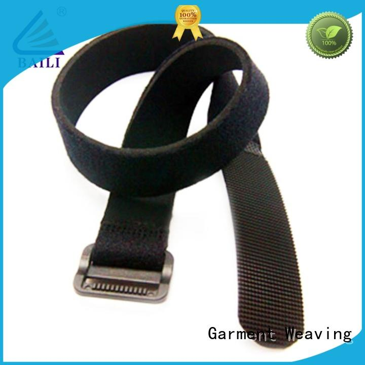 adjustable hook and loop cinch straps nylon supplierfor luggage