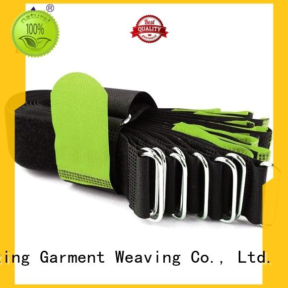 BAILI strong peeling strength hook and loop strap wholesale for luggage