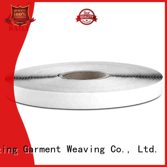 BAILI real self-adhesive hook and loop wholesale for metal