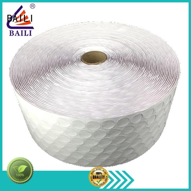 BAILI top quality adhesive hook and loop wholesale for photo frame