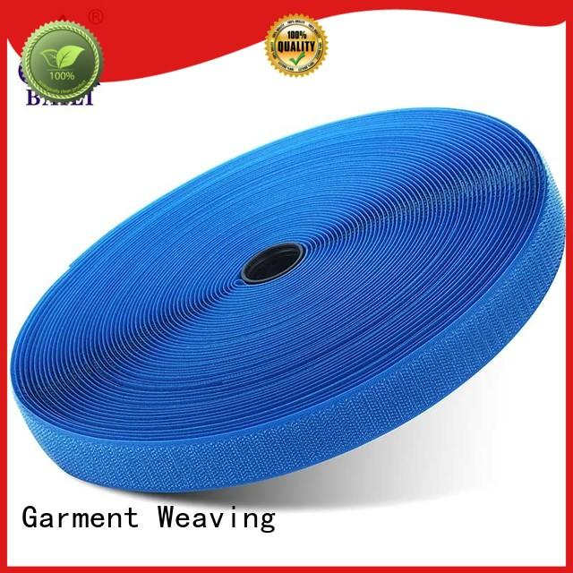 durable hook and loop strips nylon customized for costumes