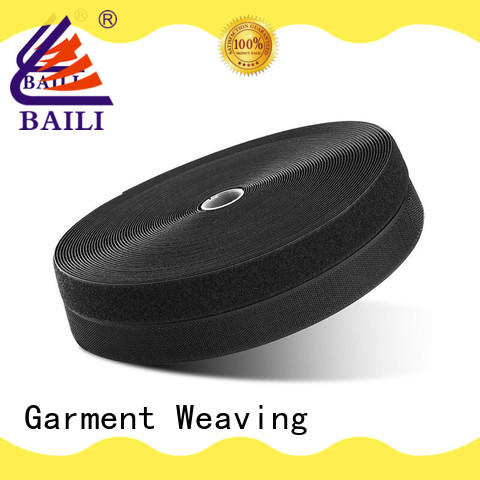 BAILI reliable hook tape customized for costumes