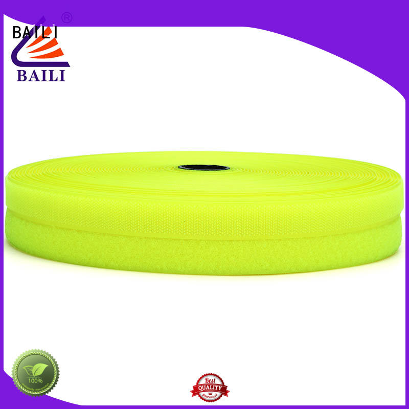 BAILI reliable hook loop manufacturer for shoes