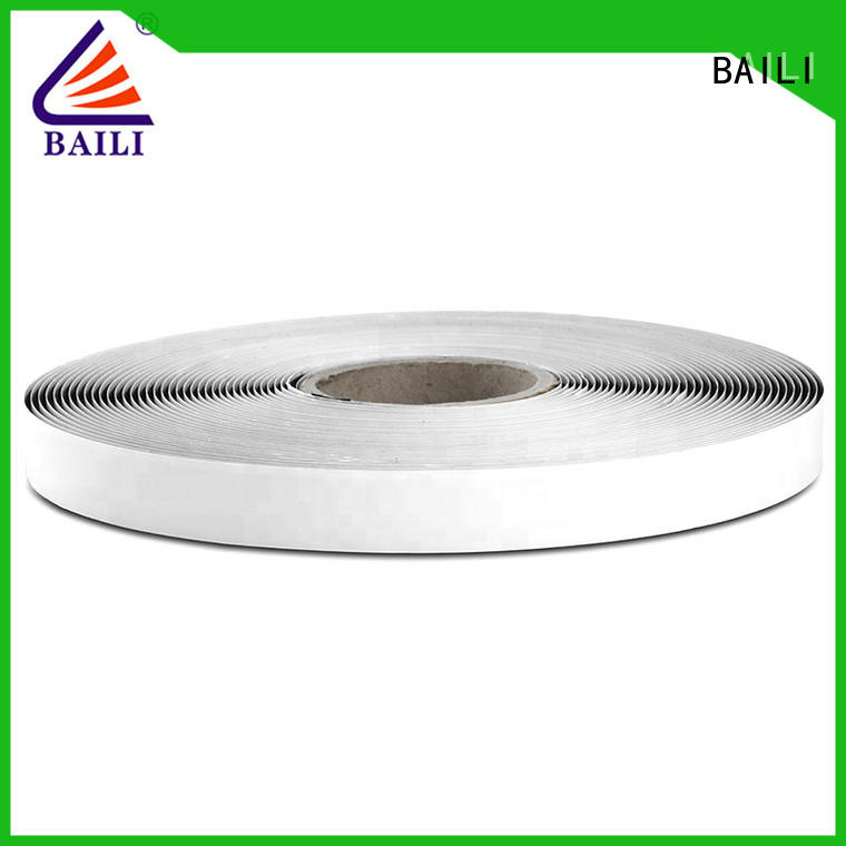 BAILI nylon adhesive hook and loop supplier for wood