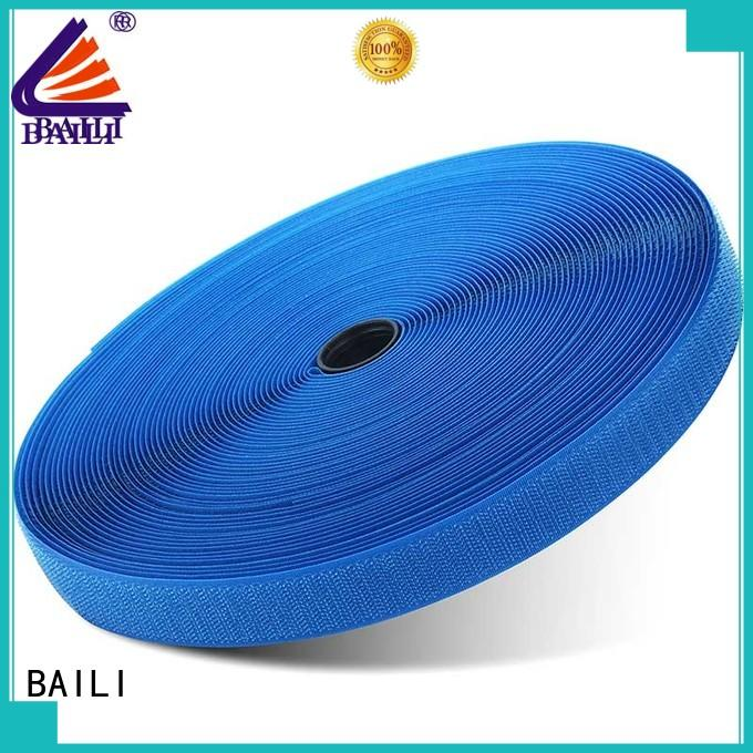 BAILI durable hook & loop tape manufacturer for costumes