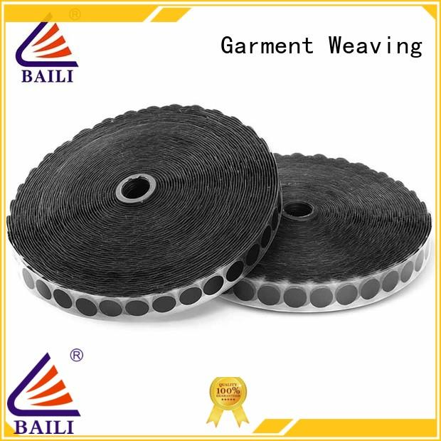 BAILI professional self adhesive hook and loop fasteners supplier for wood