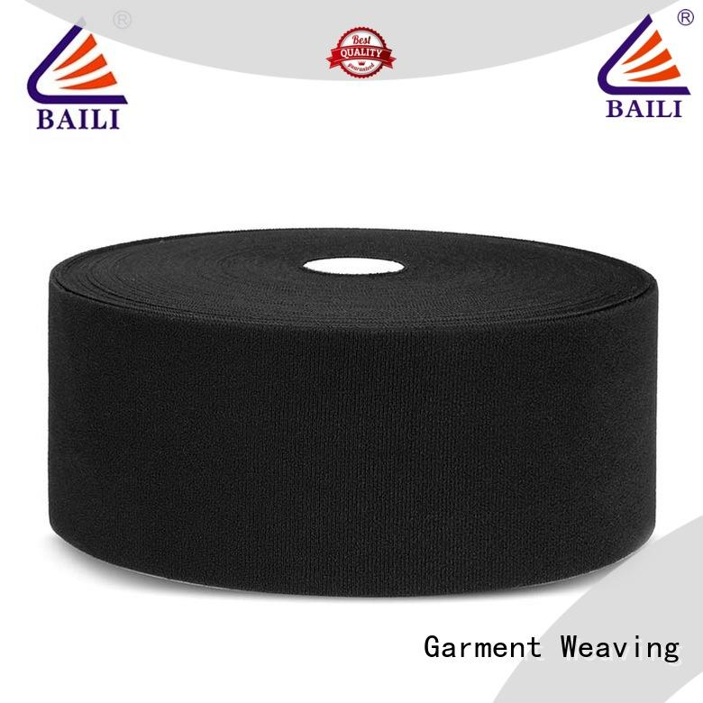 300mm wide fastener tape supplier for clothes BAILI