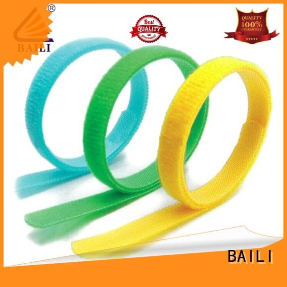 elastic elastic hook and loop strap multicolor for luggage BAILI