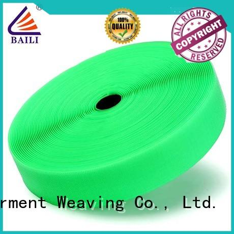 BAILI quality hook and loop tape for sewing wholesale for shoes