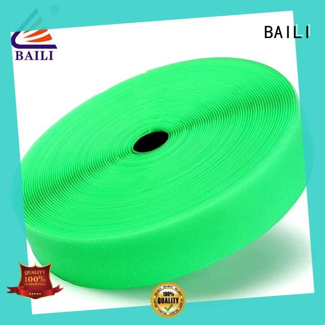 BAILI eco-friendly hook loop wholesale for curtain