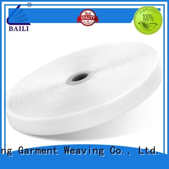 BAILI reliable hook pile tape wholesale for shoes