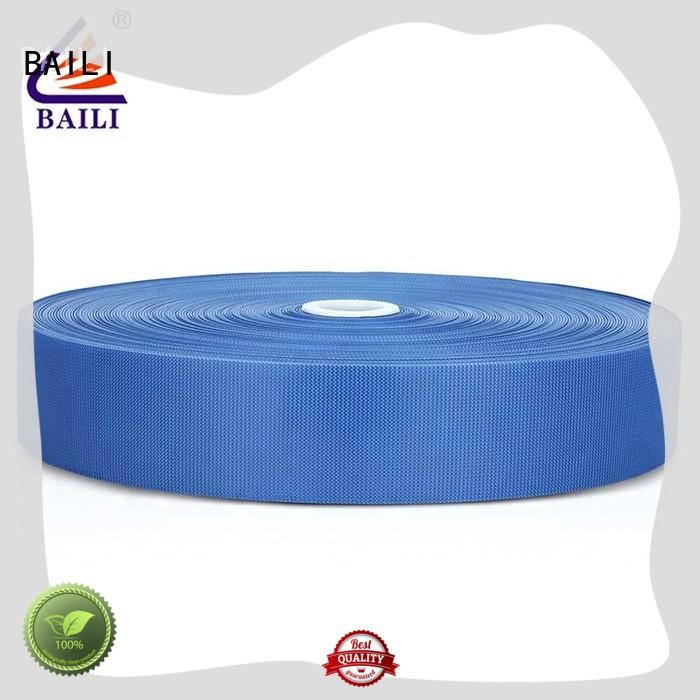 plastic 3m hook tape supplier for baby garments BAILI
