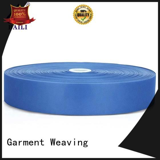 BAILI 300mm wide hook pile tape wholesale for luggage