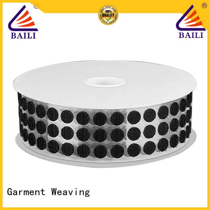 BAILI real adhesive loop customized for photo frame