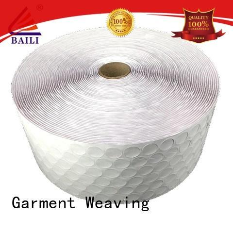 BAILI high viscosity hook and loop dots wholesale for metal